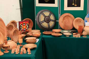 a wide variety of trade stands will be at the show